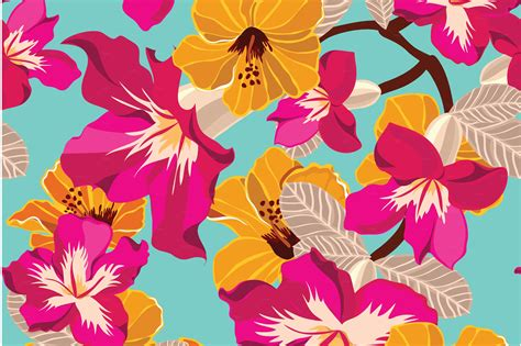 tropical wallpaper pattern tumblr tumblr tropical patterns www pixshark com images