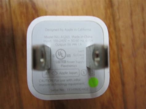 Sale Charger Iphone 5 Mini 100 Original 100 original genuine apple iphone 4 4s 5 5s 5c charger adapter