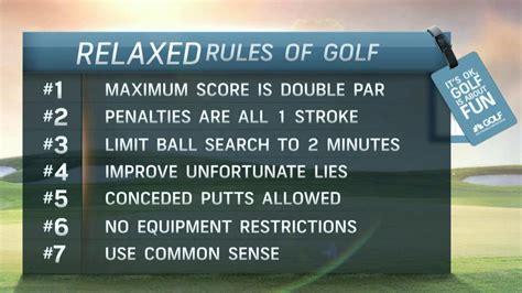 golf dying  golf