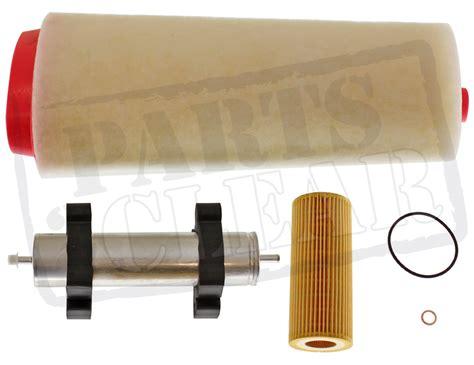 bmw 320d filter bmw e46 320d 3 series service kit air fuel filters
