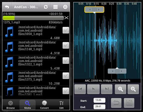 android editor top 25 audio editing apps for android top apps