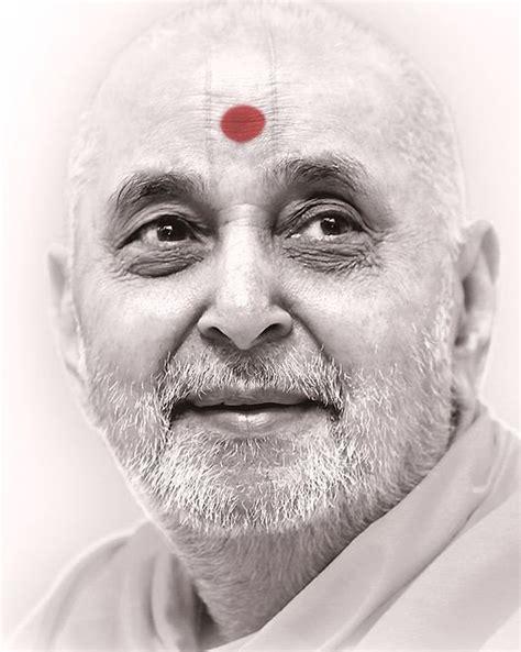 Ravishankar Maharaj Essay In Gujarati by Baps Note On Pramukh Swami S Passing Away Deshgujarat