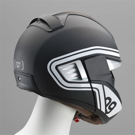 Bmw Motorrad Helmet With Head Up Display by Bmw Motorrad Concept Helmet With Head Up Display For Safer