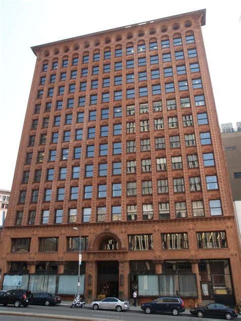 guaranty trustpany of new york buffalo new york guaranty building view