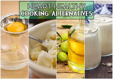 healthy alternatives healthy cooking alternatives top fitness magazine