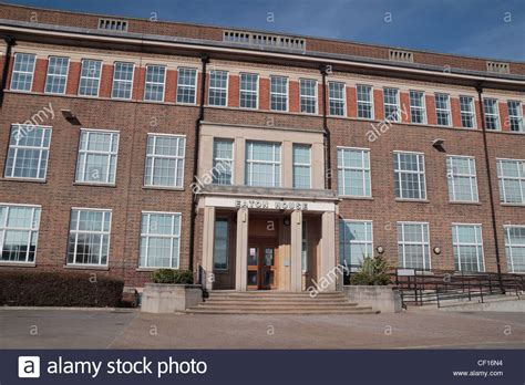 buy house in hounslow main entrance of eaton house a uk border agency home office stock photo royalty