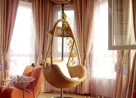swing chairs for bedrooms 20 adorable and comfy bedroom swing chairs
