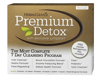 Premium 10 Day Detox Reviews by Herbal Clean Premium Detox 7 Day Cleanse Review Does