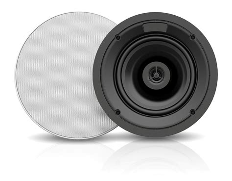 8 Ohm Ceiling Speakers by Icm612 6 5 Quot 8 Ohm In Ceiling Speaker Pair Mtx Audio
