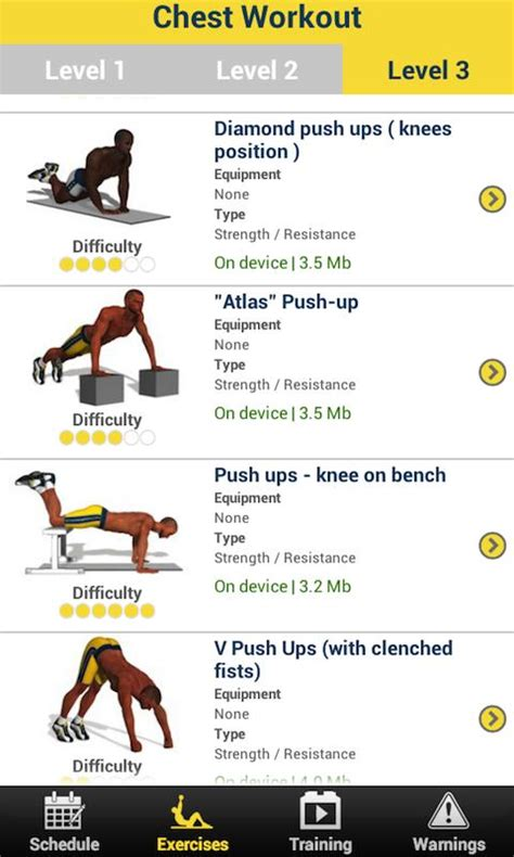 chest workout home version mp3 most popular workout programs