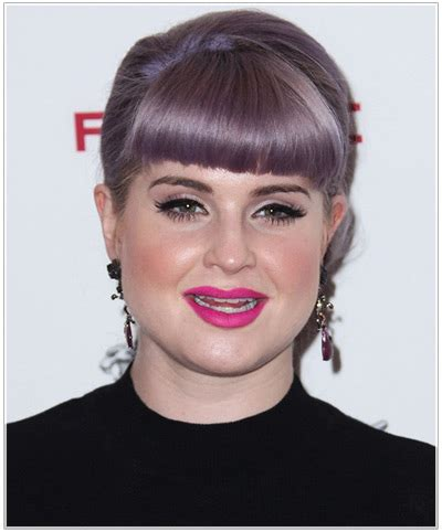 inverted triangle face shape hairstyles for women over 50 kelly osbourne s hairstyle fail for triangle face shapes