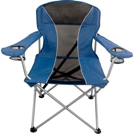 ozark trail oversized mesh chair ozark trail oversized chair with mesh walmart