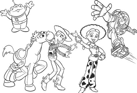 Download Coloring Pages Toy Story Coloring Pages Toy Story Coloring Page