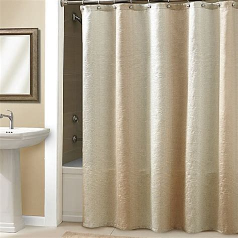 croscill home shower curtain croscill 174 roebling stripe shower curtain bed bath beyond