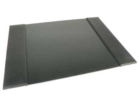 leather desk pad traditional small 20x15