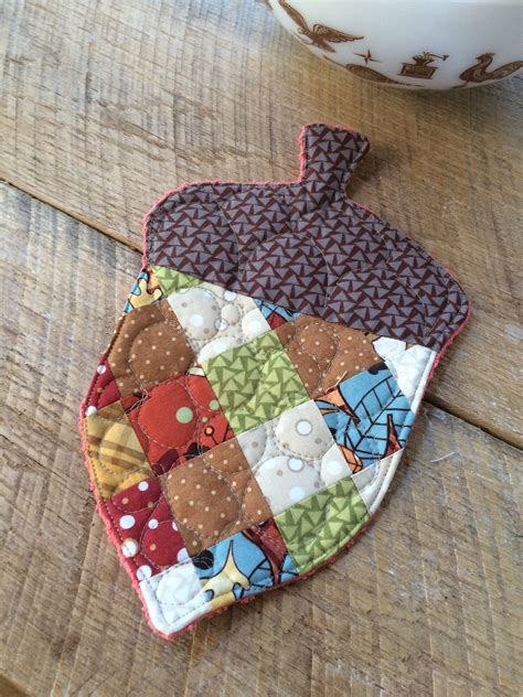 Patchwork Pot Holders - patchwork quilted pot holders patterns free