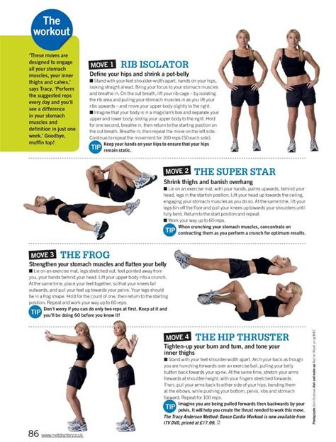 10 best images about work that waist on lower backs exercises and waist workout