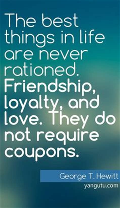 loyalty quotes  sayings quotesgram