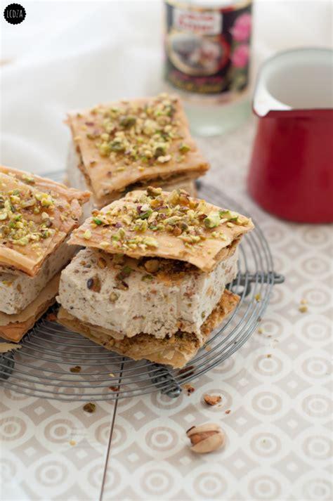 pasta fillo fatta in casa baklava pistachio sandwich sandwich di baklava