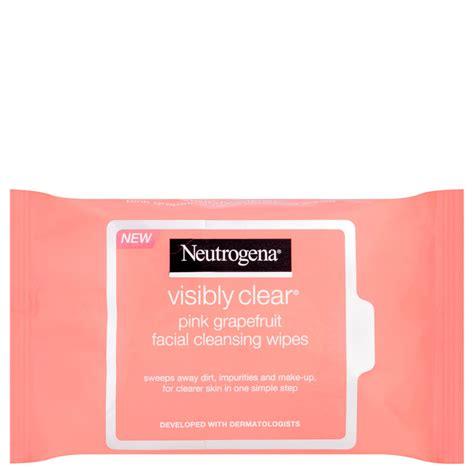 Suncare Whitening Pink neutrogena pink grapefruit medicated wipes buy mankind