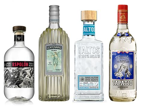 100 Agave Silver Tequila Brands - the best cheap tequila serious eats
