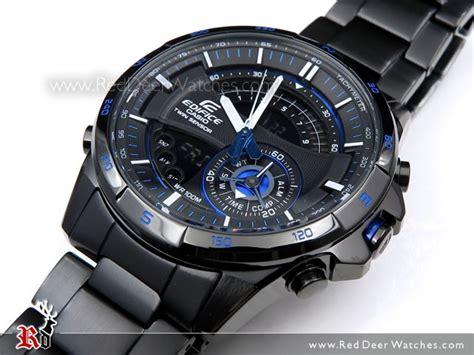 Casio Edifice Era 200 Black buy casio edifice thermometer compass illuminator