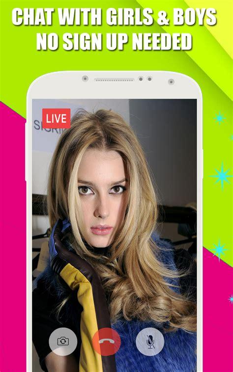 amazoncom girls chat  talk random video chat