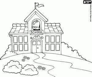 escuela lecturas infantiles dibujos para colorear y pintar juegos de los ni 241 os en la escuela para colorear imprimir