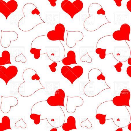 heart pattern free vector heart pattern royalty free vector clip art image 3190