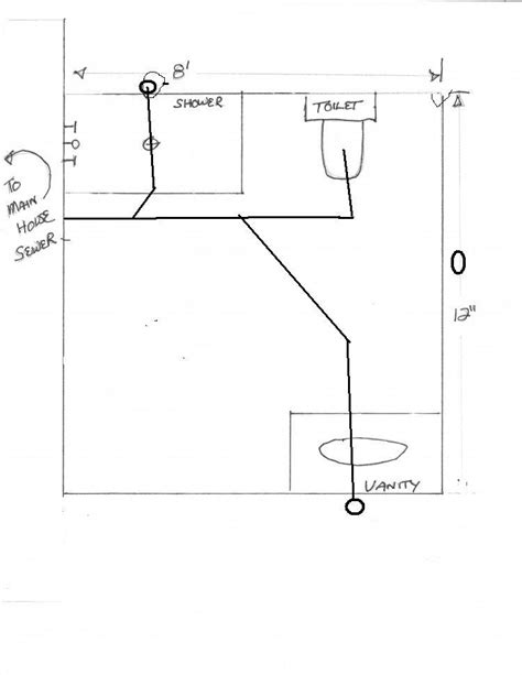 Riser Diagram Plumbing help with a riser diagram