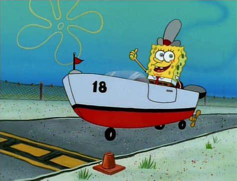 spongebob boat spongebuddy mania spongebob episode boating school