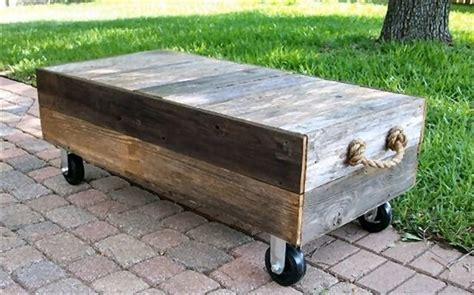 Cart Style Coffee Table 13 Diy Coffee Table Ideas Diy To Make
