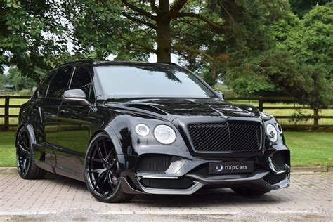 custom bentley bentayga used 2017 bentley bentayga for sale in cheshire pistonheads