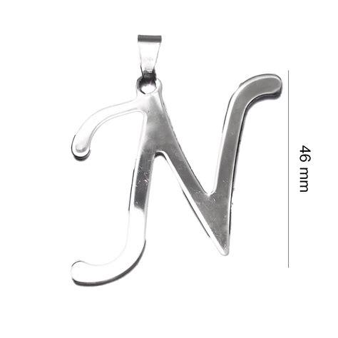 lettere in acciaio ciondoli lettere in acciaio pietreeminuterie