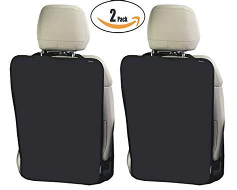 Kick Mats Back Seat Protector by 48 2 Pack Kick Mats Waterproof Car Seat Back