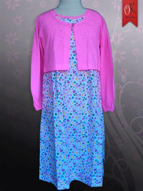 Kaos Ecer Murah Bahan Spandex Bagus baju muslim anak perempuan bahan kaos harga murah dan bagus new style for 2016 2017