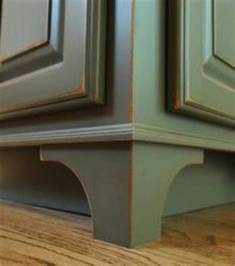 kitchen cabinets look like furniture by adding