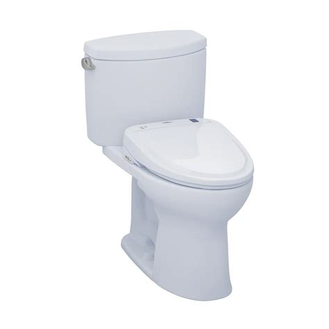 toilette bidet toto toto ii connect 2 1 28 gpf elongated toilet