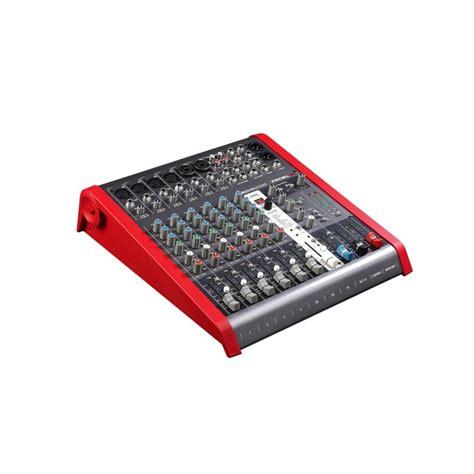 Mixing Desks by Proel M822usb 8 Channel Mixing Desk