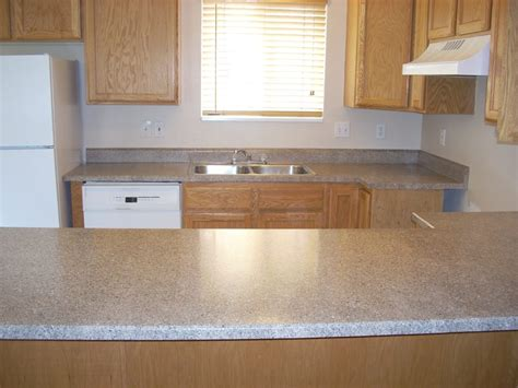 different countertops two different formica countertops regal kitchens