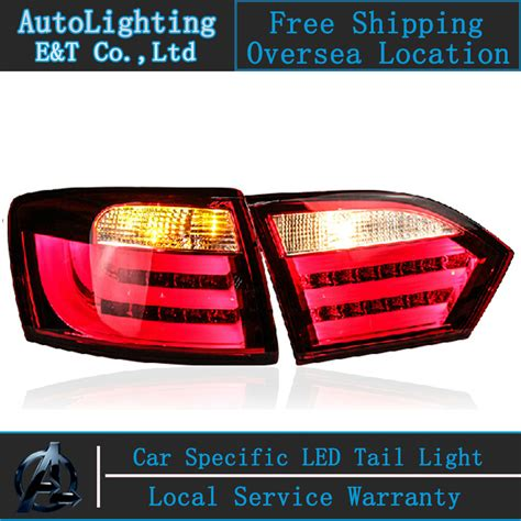 vw jetta tail light assembly auto lighting style led tail l for vw jetta mk6 led