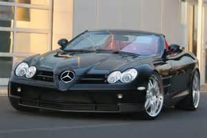 Mercedes N Mercedes Mclaren Slr