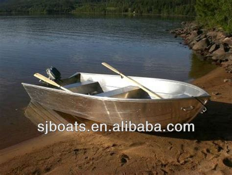 aluminum row boats for sale sanj aluminum rowing boat for sale with high quality buy