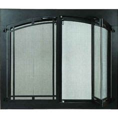 Bi Fold Fireplace Doors by 1000 Images About Fireplace Screen On
