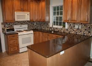 backsplash ideas kitchen elegant tile black granite countertops white