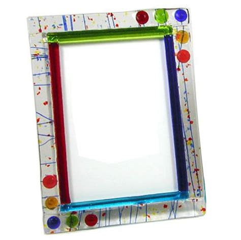 1000 images about fused glass photo frame on