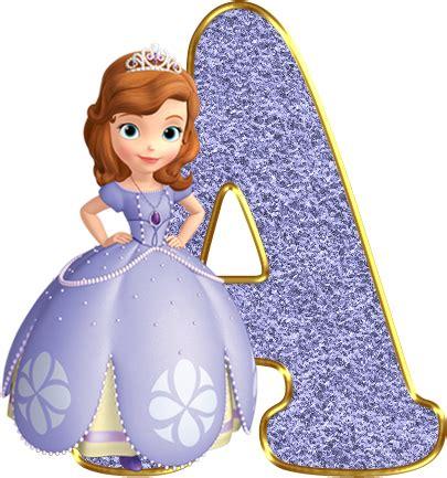 imagenes en png de princesa sofia alfabeto princesa sofia 3 png alfabeto decorativo