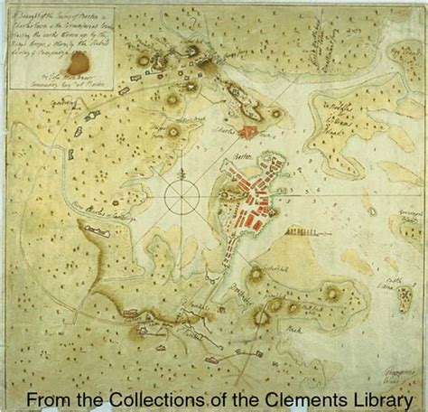 boston map 1775 hsb41 washington elm 1775 sources