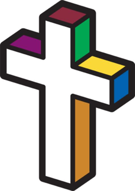 cross color image primary colored cross cross image christart
