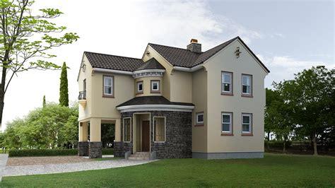 dos casas decoradas muy bonitas 50 fotos de fachadas de casas modernas peque 241 as bonitas